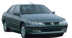 PEUGEOT 406 RESTYLING
